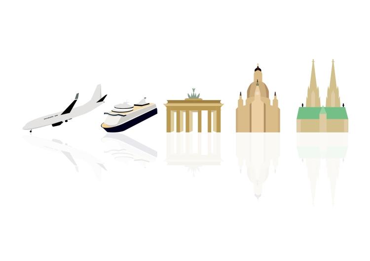 Bygg og transport Ilustrasjoner for Aschehoug Undervisning